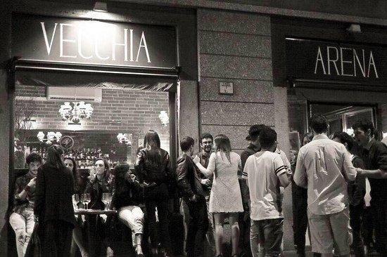 Vecchia Arena, Milano