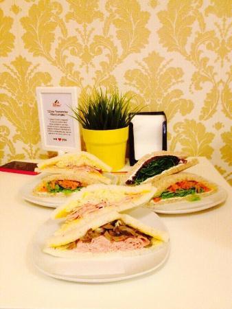Foto del ristorante 'Zzino Tramezzino - Mantova