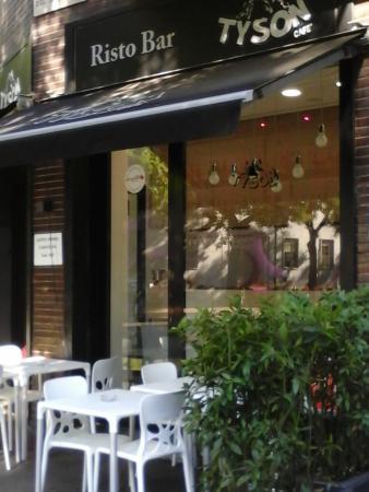 Tyson Cafe', Milano