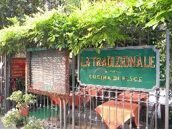 La Tradizionale Con Cucina Di Pesce, Milano