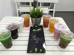 Qqtea Taiwan Bubble Tea, Milano