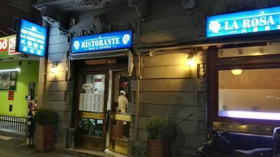 La Rosa Blu, Milano