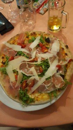 Pizza Forno A Legna, Milano