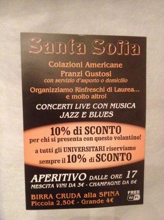 Santa Sofia, Milano