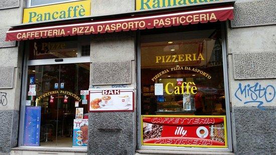 Pancaffe Ramadan, Milano