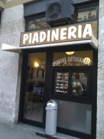 Piadineria Aldo Dei Pieri, Milano
