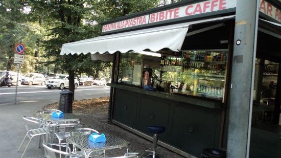 Lucky Bar, Milano
