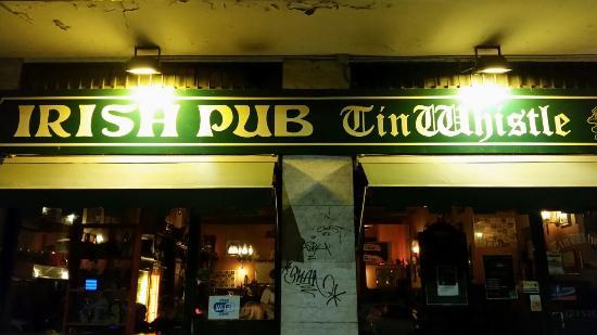Tin Whistle Irish Pub, Milano