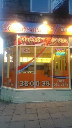 Marmara Pizza Kebab, Milano