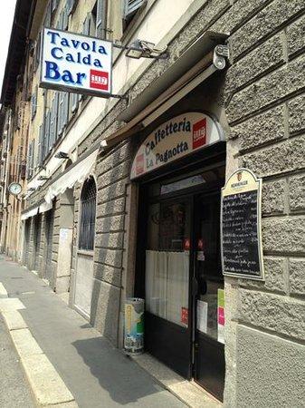La Pagnotta, Milano