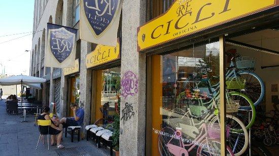 Recicli, Milano