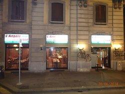 L'angolo Della Pizza, Milano