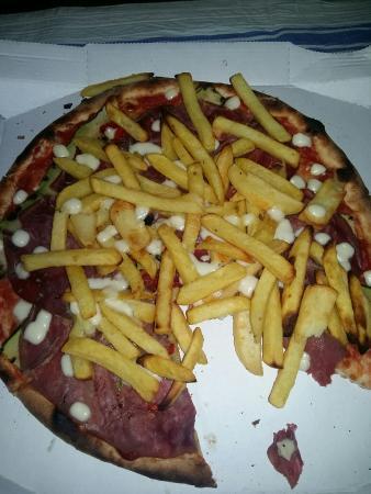 Moto Pizza A Domicilio, Milano