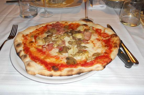 Trattoria - Pizzeria Severgnini, Capralba