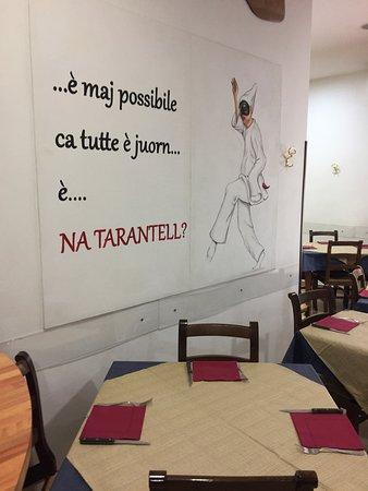 La Tarantella, Milano