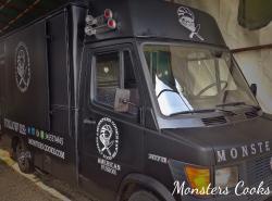 Monsters Cooks Street Food Milan, Milano