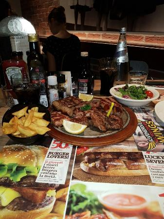 Roadhouse Grill, Cernusco Lombardone