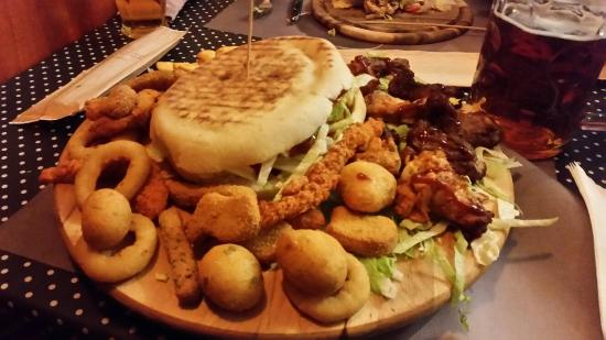 Siena Burger Restaurant, Casalmaiocco