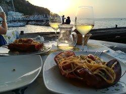 Portamarina Seafood, Sorrento