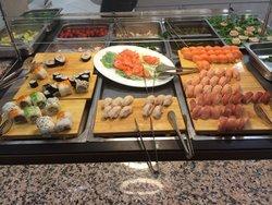 Wok-sushi, San Martino in Strada