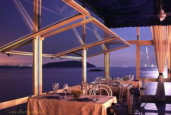 Ristorante Alberto, Ischia