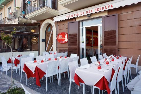 Foto del ristorante Pizzeria la Dea Bendata