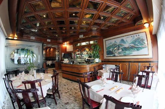 Nuova Cina, Mantova