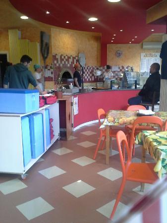 Pizzeria Gelateria Da Arancia, Sermide