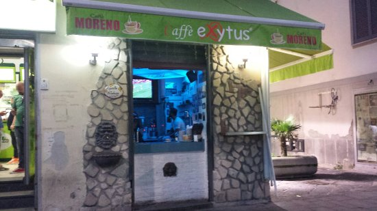 Exitus Cafe, Pozzuoli