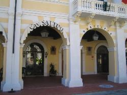 Trattoria Cav. Saltini, Pomponesco