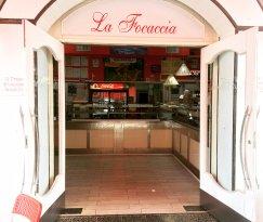 La Focaccia, Napoli