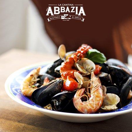 Foto del ristorante La Cantina dell'Abbazia