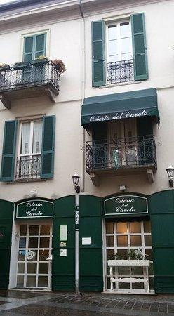 Foto del ristorante Osteria del Cavolo
