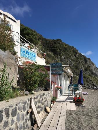 Ristorante Le Petrelle, Barano d'Ischia