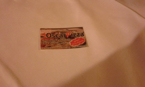 Pizzeria Oscar Marra, Boscoreale