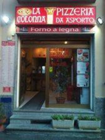 Foto del ristorante Pizzeria La Colonna