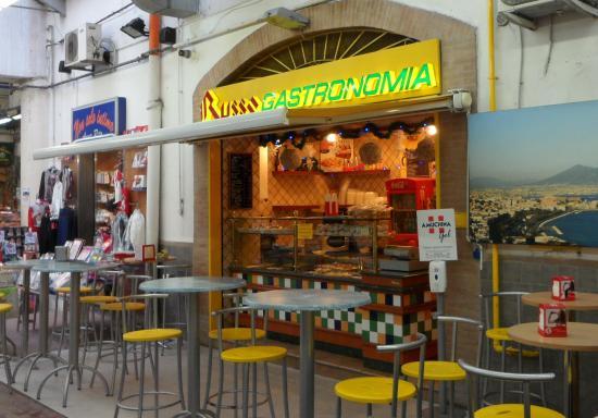 Gastronomia Russo, Napoli