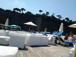 Katari Beach Ristobar, Sant'Agnello
