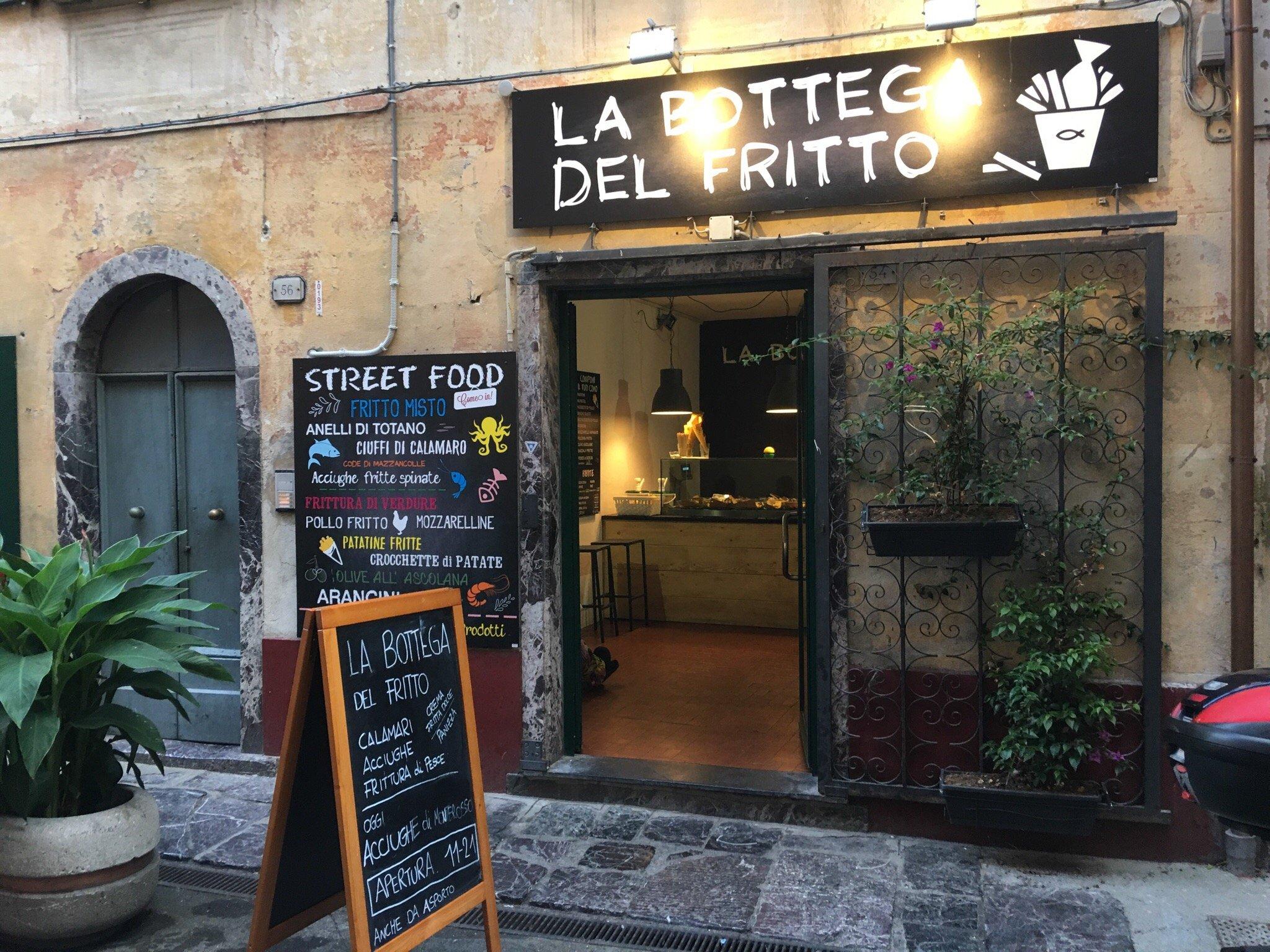 La Bottega Del Fritto, Napoli
