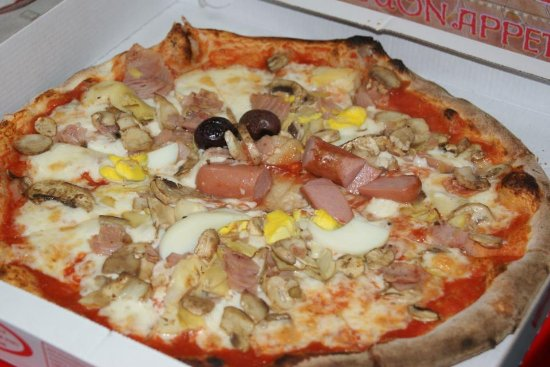 Gustissimo Pizza & More...., Agrigento