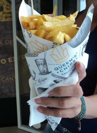 Foto del ristorante QUEEN'S CHIPS - Trapani