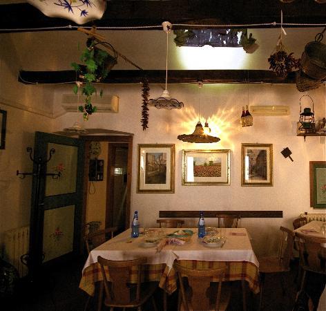 Foto del ristorante Vecchia Hostaria da Pepe