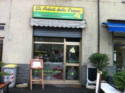 Foto del ristorante GLI ARTISTI DELLE CREPES