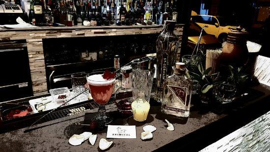 Krimikal Cocktail Bar, Torino
