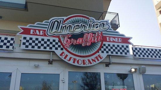 Foto del ristorante AMERICA GRAFFITI DINER RESTAURANT - Senigallia