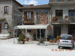 Trattoria Del Passeggero, Greccio