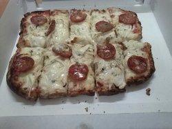 Pizza Flash, Carre