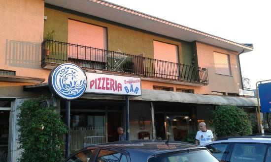 Emanuela Pizzeria, Villafranca Padovana