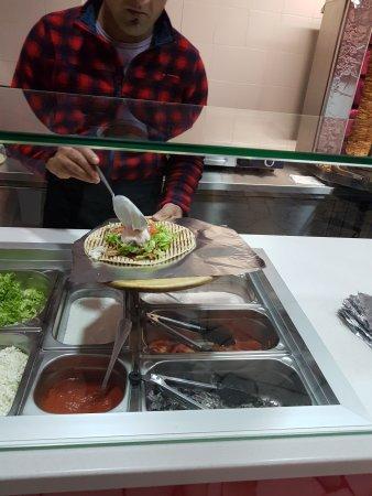 Ghumman Kebab, Cadoneghe