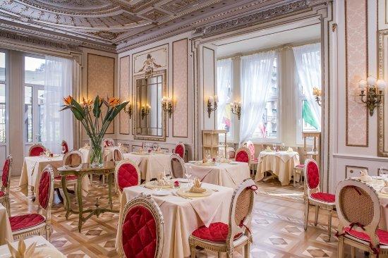 Foto del ristorante Giotto - Hotel Bristol Palace